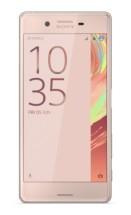 Sony Xperia X, růžová/zlatá ROZBALENÉ + darček