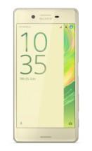 Sony Xperia X, zlatá