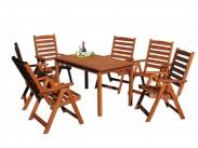 Sorrento - Stôl (drevo)