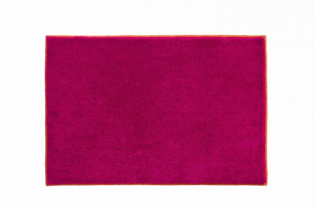 Soto - Kúpeľňová predložka 60x90 cm (ružová-oranžová)