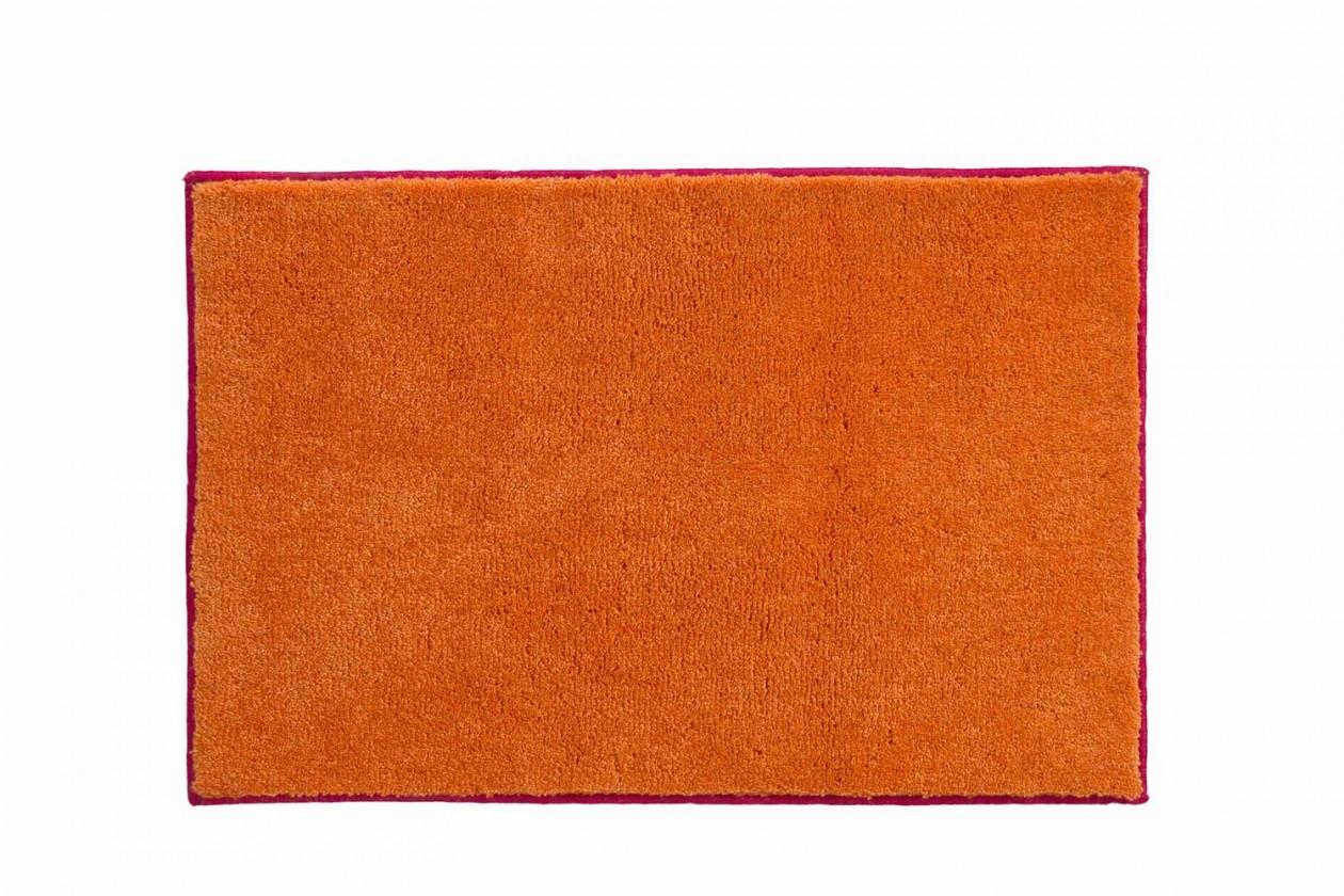 Soto - Kúpeľňová predložka 60x90cm (ružová-oranžová)