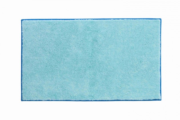 Soto - Kúpeľňová predložka 65x115 cm (karibik-oceán)