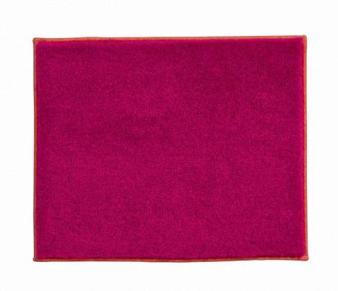 Soto - Kúpeľňová predložka malá 50x60 cm (ružová-oranžová)