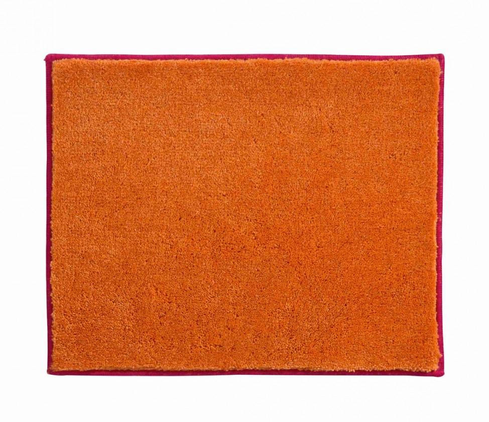 Soto - Kúpeľňová predložka malá 50x60cm (ružová-oranžová)