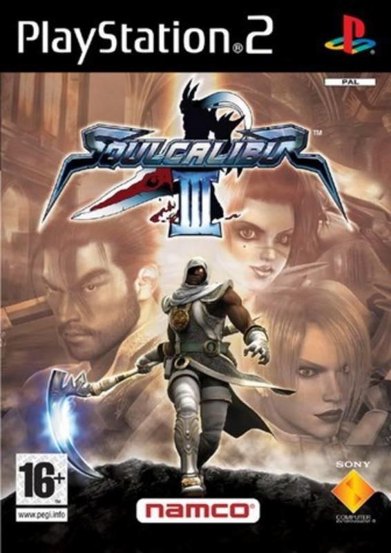 SOULCALIBUR III (PS2), PS719605973