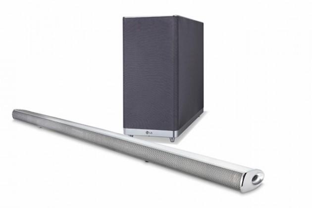 Soundbar LG LAS650M