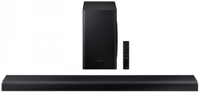 Soundbar Samsung HW-Q70T / EN Dolby Atmos 330 W 3.1.2Ch 8 repro