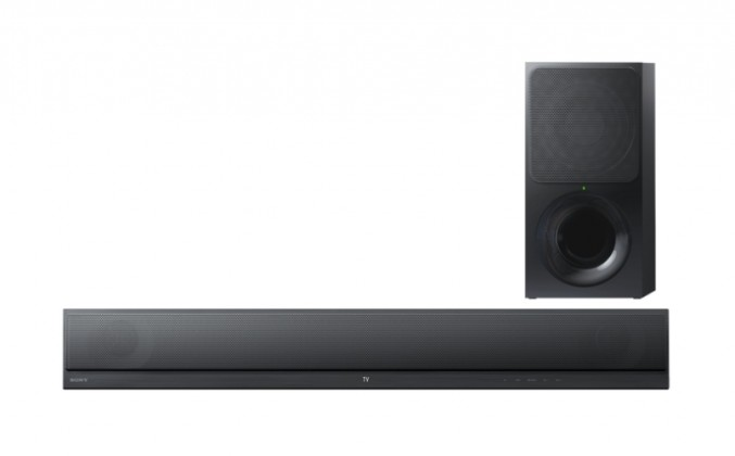 Soundbar Sony HT-CT390