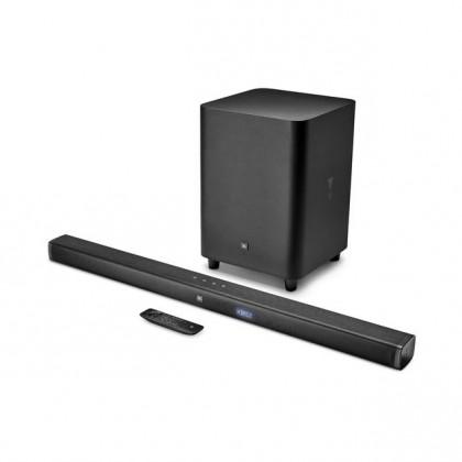 Soundbar Soundbar JBL Bar 3.1 čierny