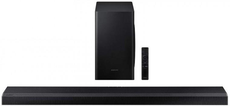Soundbary Samsung Soundbar Samsung HW-Q70T / EN Dolby Atmos 330 W 3.1.2Ch 8 repro