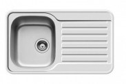 Space Mini 1B 1D - dřez, výtok.otvor 92 (800x480)