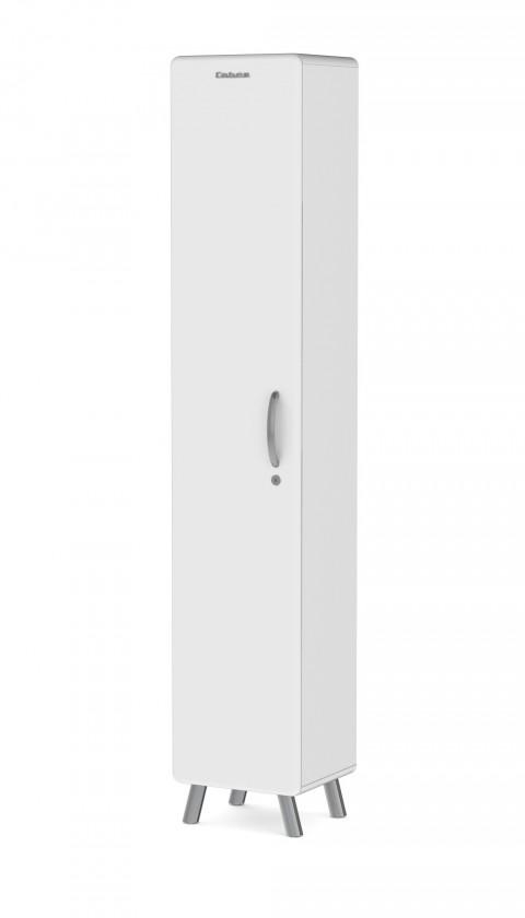 Spálne ZLACNENÉ Cobra 4931-001(biela)