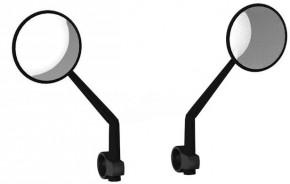 Spätné zrkadlo pre elektrokoloběžku