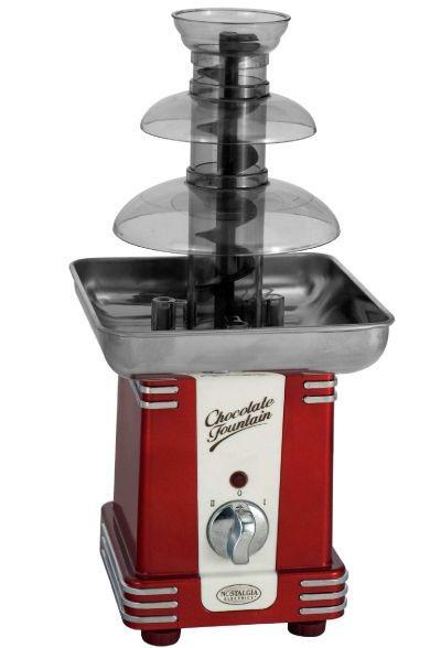 Špecialitky do kuchy čokoládová fontána Guzzanti FC 250 POUŽITÝ, NEOPOTREBOVANÝ TOVAR