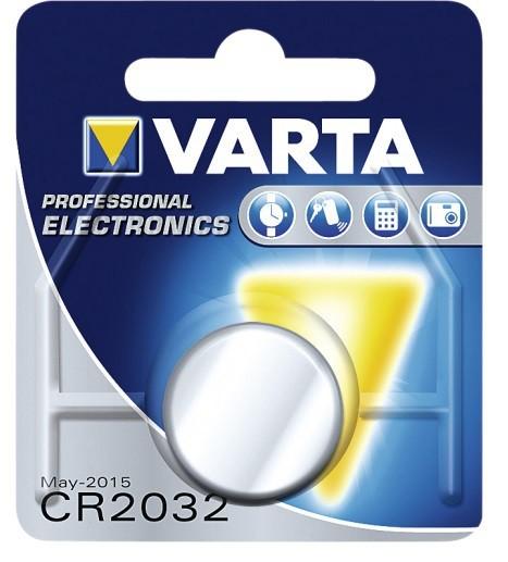 Špeciálne batérie Batéria Varta líthiová CR 2032 1ks