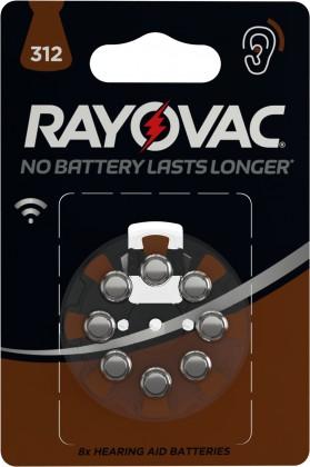 Špeciálne batérie Batérie do naslouchadel Varta 4607745418, HAB312, 8ks