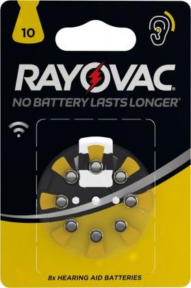 Špeciálne batérie Batérie do naslouchadel Varta 4610745418, HAB10, 8ks