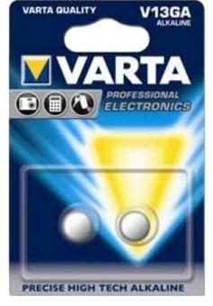 Špeciálne batérie Batérie Varta V13GA / LR44 2ks