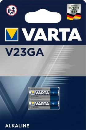 Špeciálne batérie Batérie Varta V23GA, 2ks