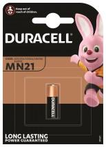 Špeciálne batérie Duracell Security MN21 V23GA/MN21