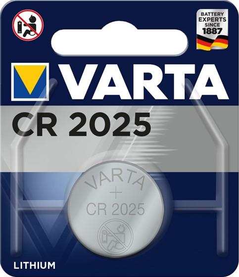 Špeciálne batérie Electronics CR2025