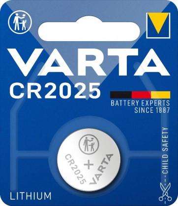 Špeciálne batérie Gombíková batéria Electronics CR2025