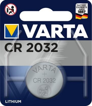 Špeciálne batérie Gombíková batéria Varta CR-2032