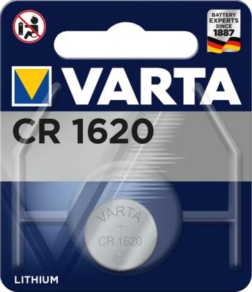 Špeciálne batérie Gombíková batéria Varta CR1620