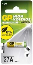Špeciálne batérie GP 27AF 27A/MN27