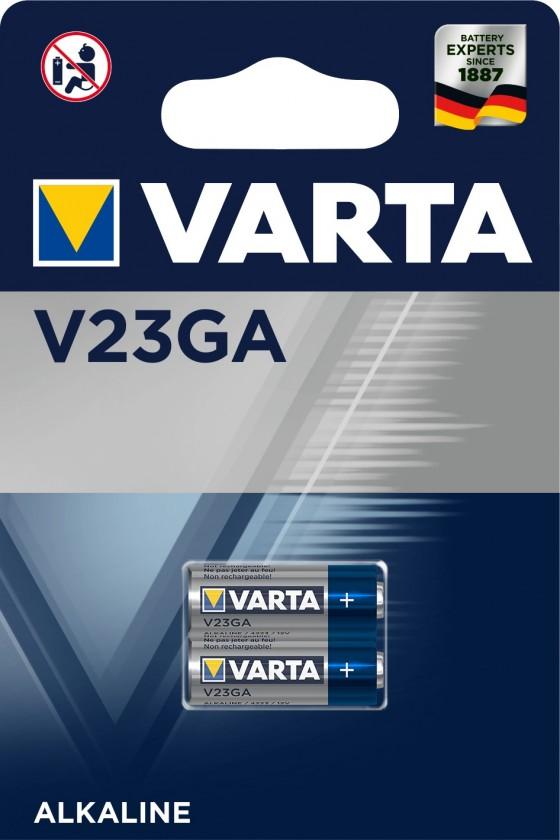 Špeciálne batérie Špeciálne batérie Varta V23GA, 2ks