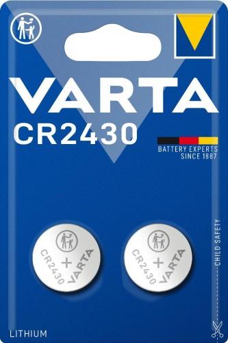 Špeciálne batérie Varta CR2430, 2 ks