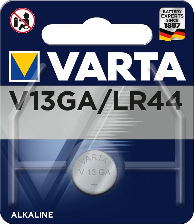 Špeciálne batérie Varta V13GA/L44