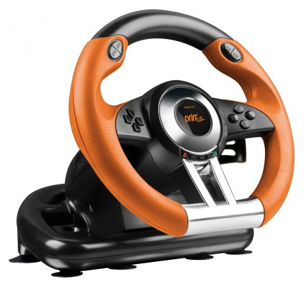Speed-link DRIFT O.Z. Racing Wheel ROZBALENO