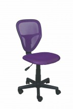 Spike - detská stolička (fialová)