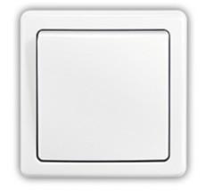 Spínač Emos 3557G-06340 B1W, striedavý, biely