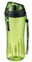 Športová fľaša na pitie Lock @ Lock ABF638G, 550ml, zelená