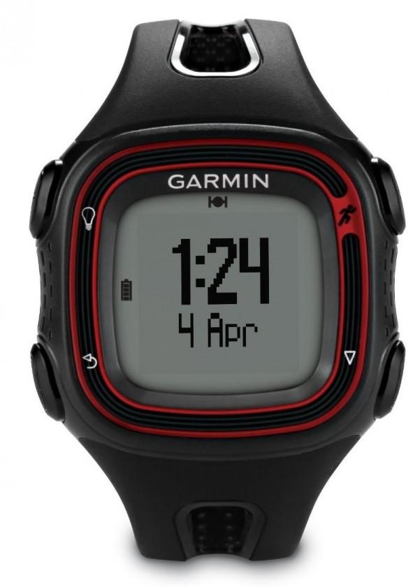 Športová navigácia  Garmin Forerunner 10 Black and Red