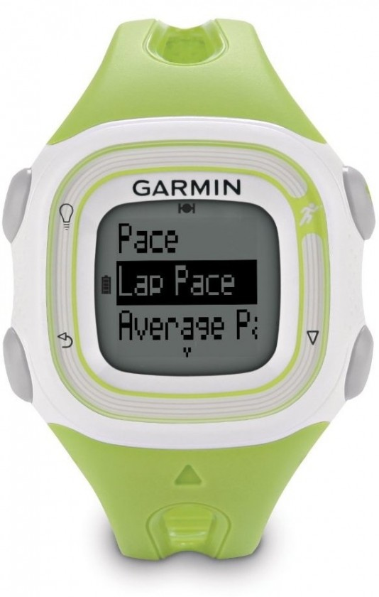 Športová navigácia Garmin Forerunner 10 Green and White