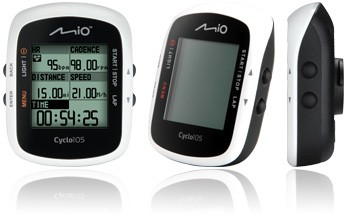 Športová navigácia MIO Cyclo 105 HC
