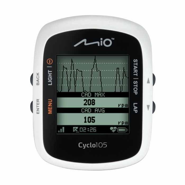 Športová navigácia MIO Cyclo 105 HC ROZBALENÉ