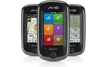 Športová navigácia MIO Cyclo 300 Central Europe