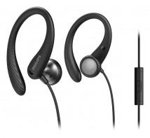 Športové slúchadlá Philips TAA1105BK, čierne