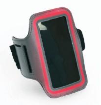 Sportovní obal na mobil PLATINET, červený