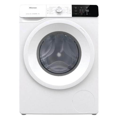 Spredu plnená práčka Hisense WFGE7014VS, 7 kg, A+++ + ZADARMO Ochranný vrecúško na topánky do práčky a sušičky