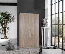 Sprint - skriňa 175x90 cm,2x dvere (dub hrubá štruktúra)