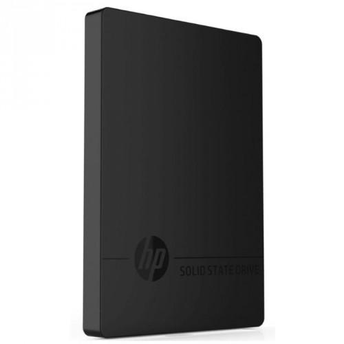 SSD disk HP P600 250GB / Externý / USB Type-C / čierny