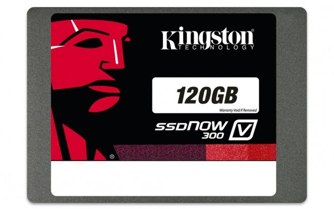 SSD  Kingston 120GB SSDNow KC300 SATA 3 2.5 (7mm height)