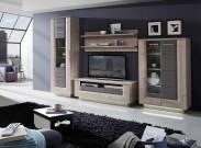 Stairs - Obývacia stena, TV stolík, police vitrína, skriňa