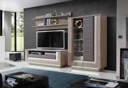 Stairs - Obývacia stena, TV stolík, police vitrína