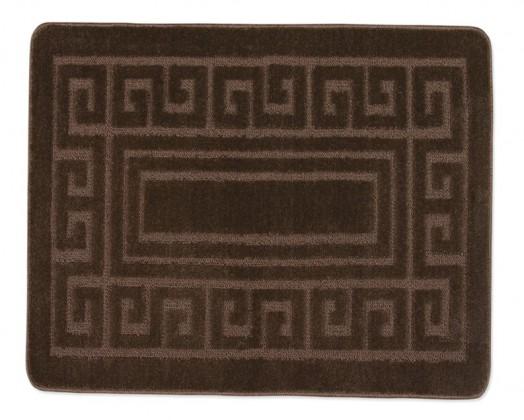 Standard - Kúpeľňová predložka 60x50 (tm.hnedá romance)